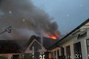 Brand Kerzenfabrik