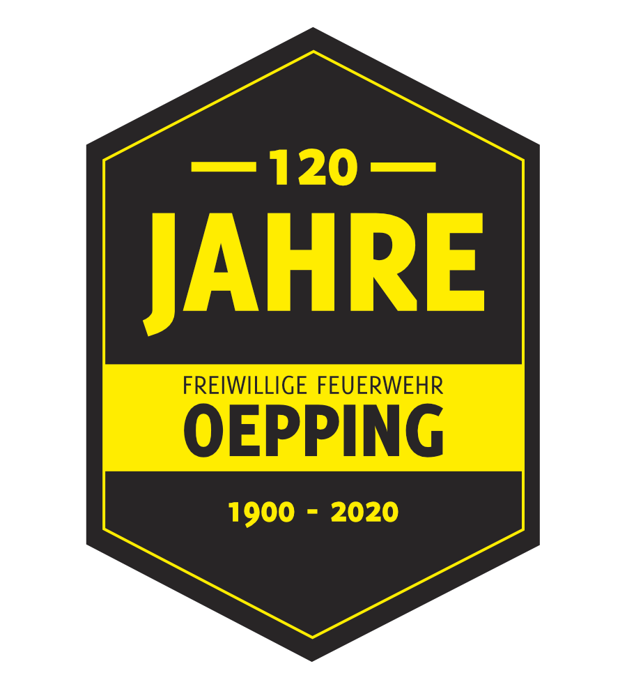 FF Oepping 120 Jahre